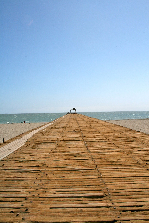 Pisco Pier