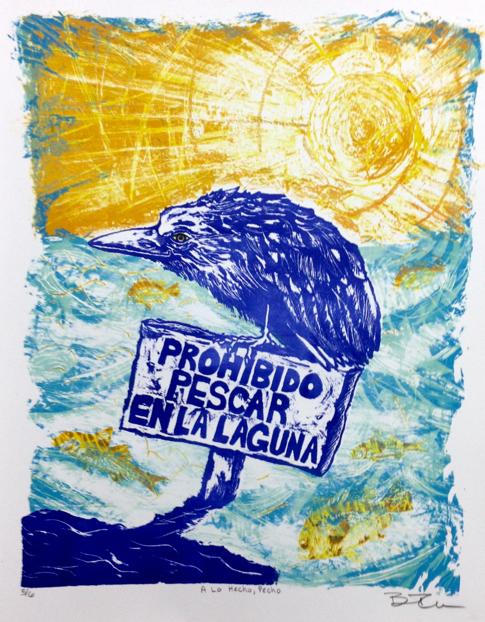 A Lo Hecho, Pecho (prints available for purchase)