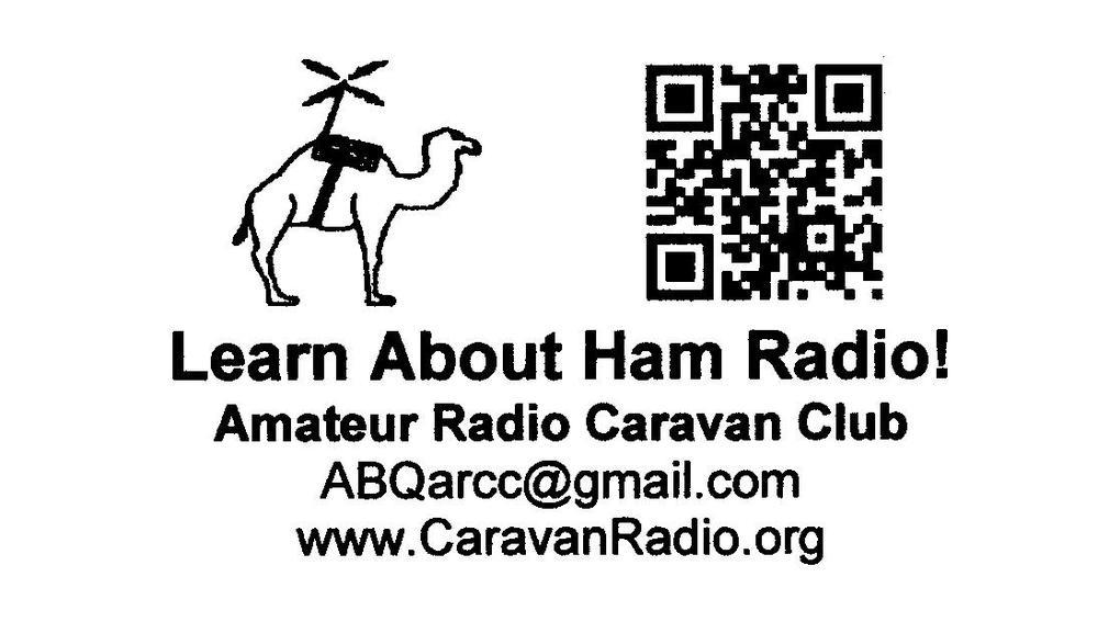 Caravan Club magazine label