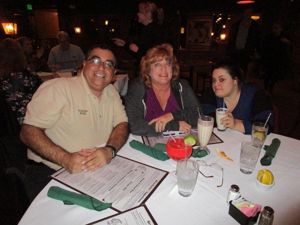 Rick KG5LDY & family