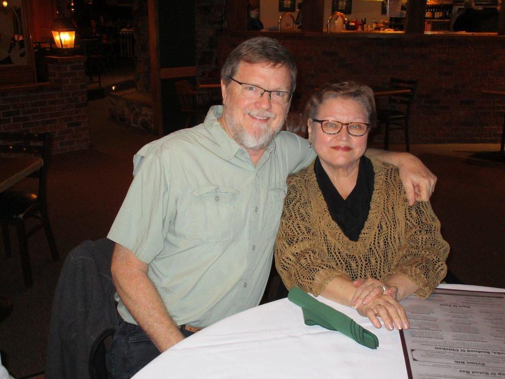 Steve KD5RHR & wife Kathy