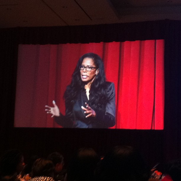 Saw the highly accomplished and incredibly inspiring Judy Smith, inspiration for ABC's Scandal, speak at the Black Enterprise Women of Power Summit.