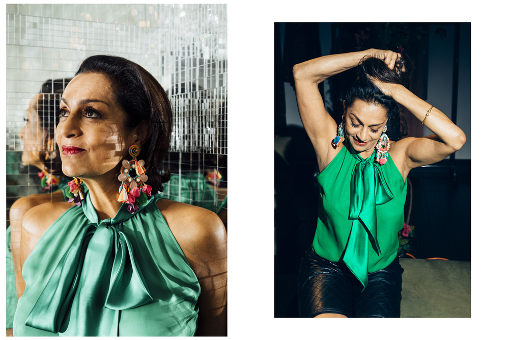 Ranjana Khan for Surface Magazine