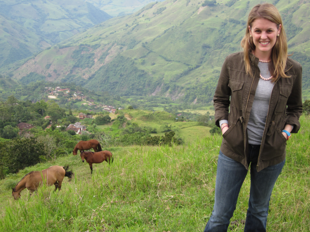 Melissa's First Trip to Colombia