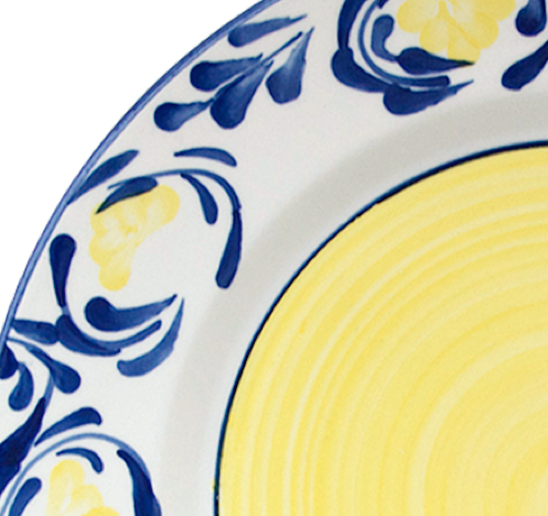 Detail of Verano Plate