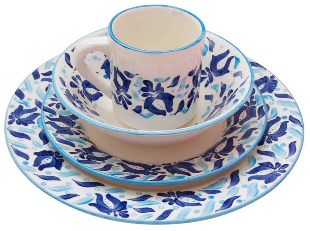 Azulina Dinnerware Set