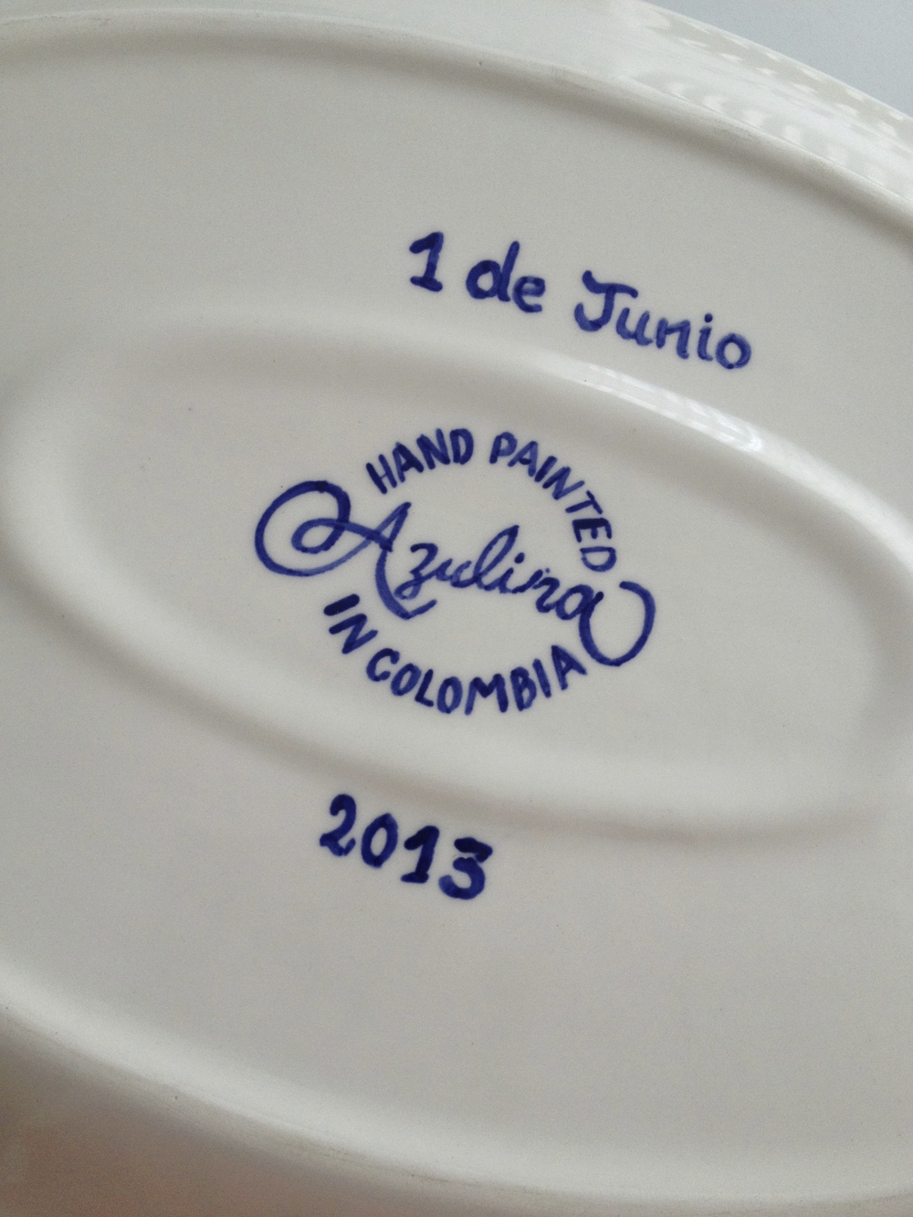 English and Spanish Monogramming Available