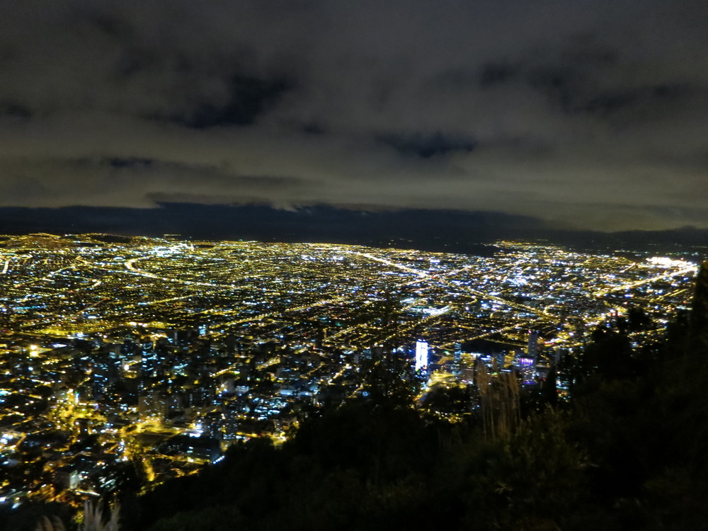 View from Montserrate