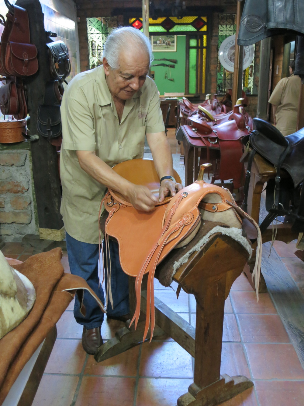 Guillermo Londoño Saddleshop