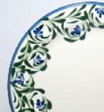 Traditional Alelí Pattern