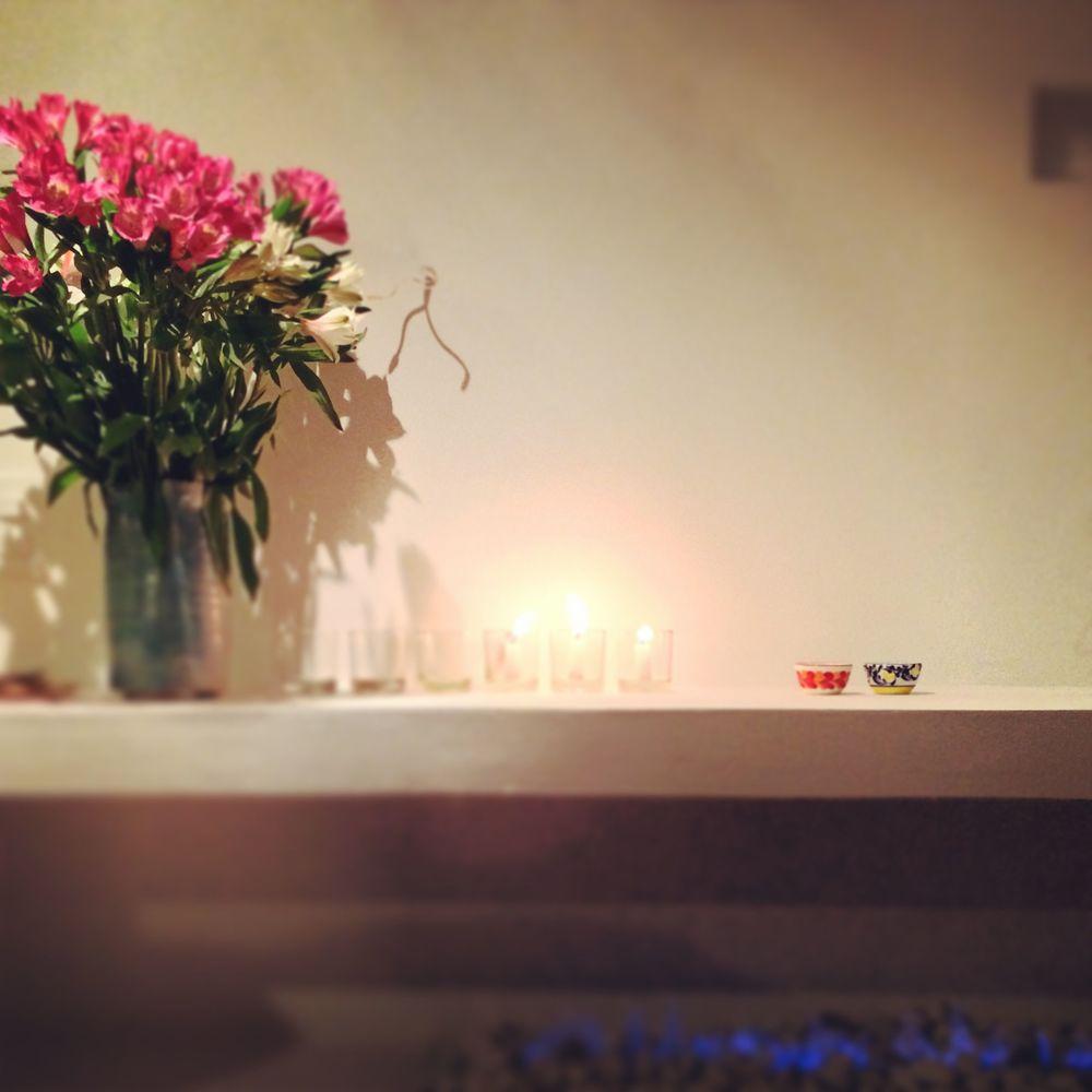 Chusco_flowers pinch bowls fire.jpg