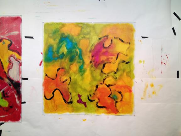 Confusionism progression - 3