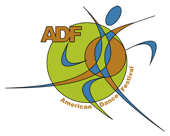 American Dance Festival children's T-shirt design