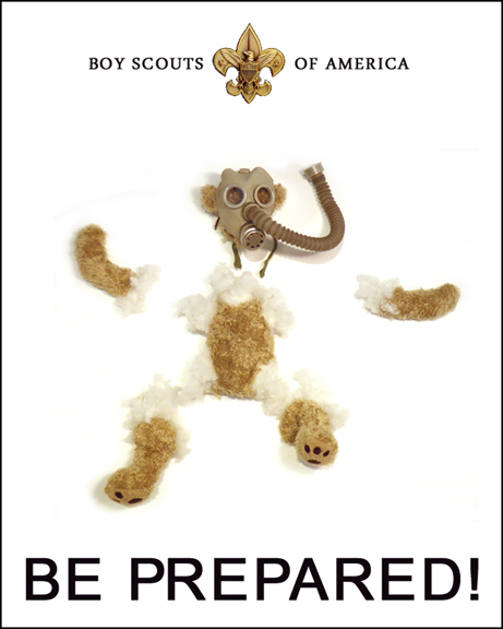 Boy Scouts: Be Prepared!