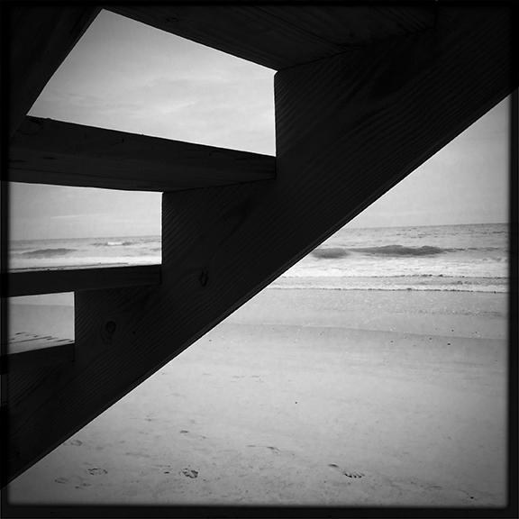 Negative Geometry, Positive Waves