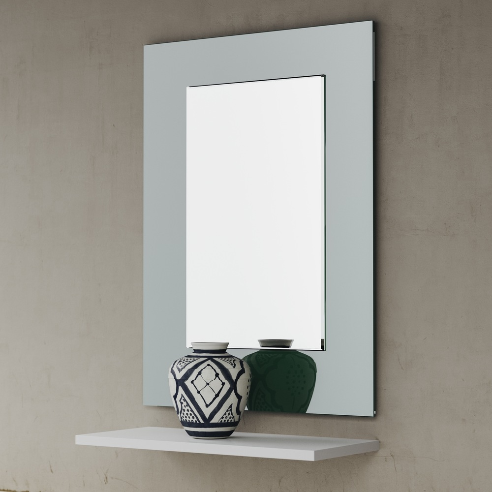 Another green Wall Mirror