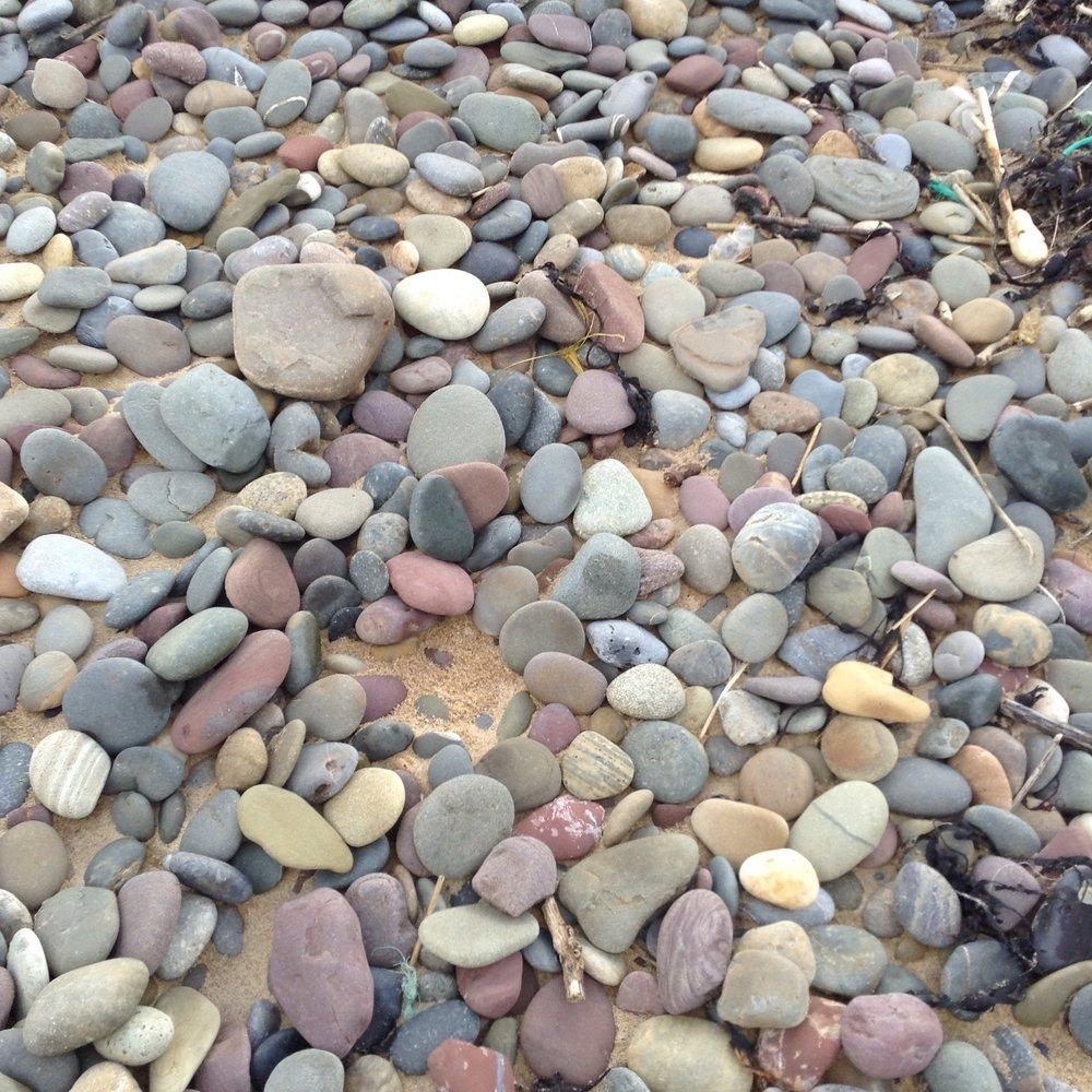 Can you spot scraps of plastic?