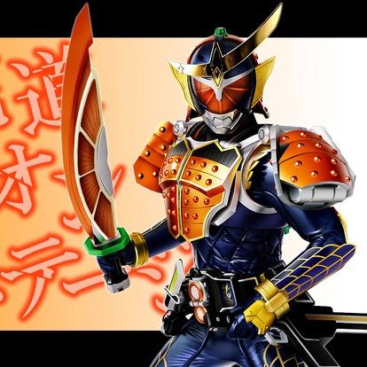 An essay on the first episode of Kamen Rider Gaim for t-shirt magnate SEIBEI.