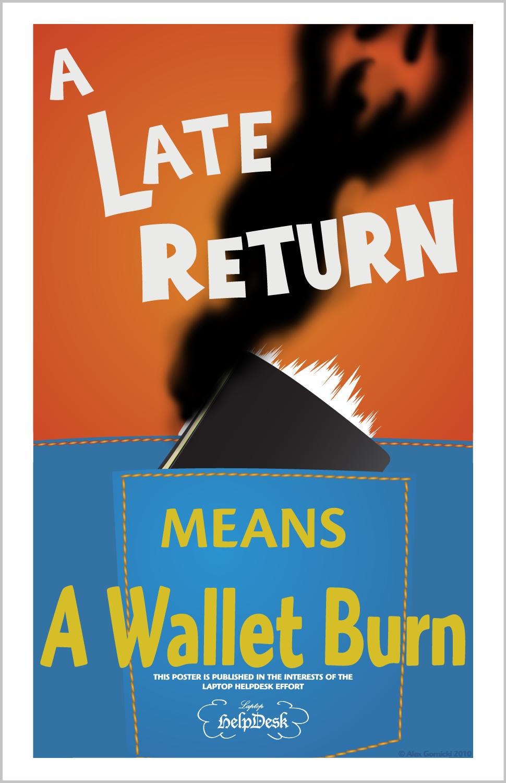 A Wallet Burn...