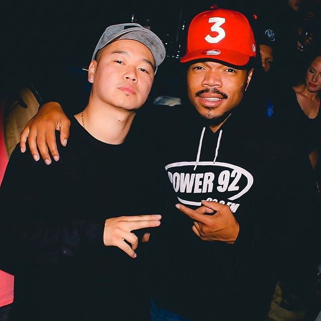 In case you missed this past @lostandfoundmondays. Shout out @chancetherapper and the crew for coming through.