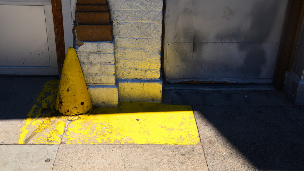 Silver and Yellow