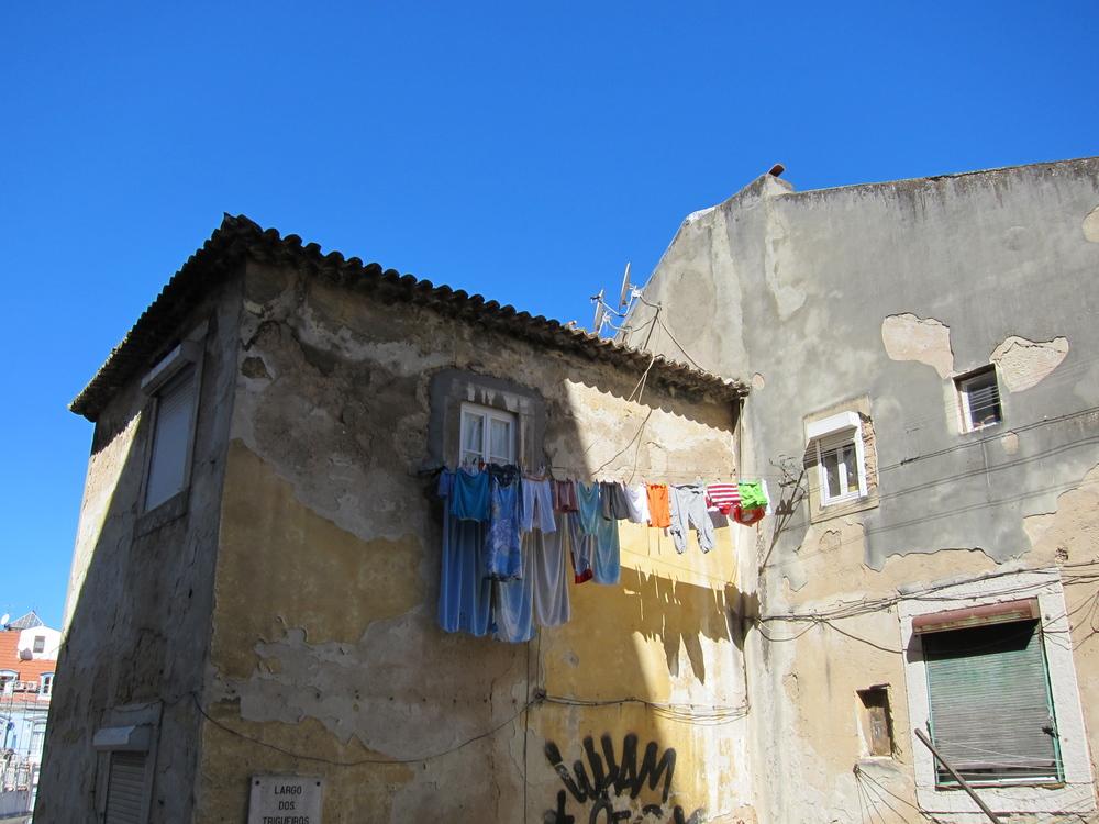 4 hours in Lisbon