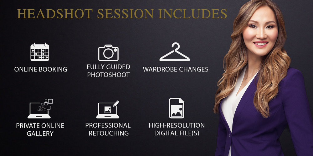 Professional+Headshot+Session+Includes