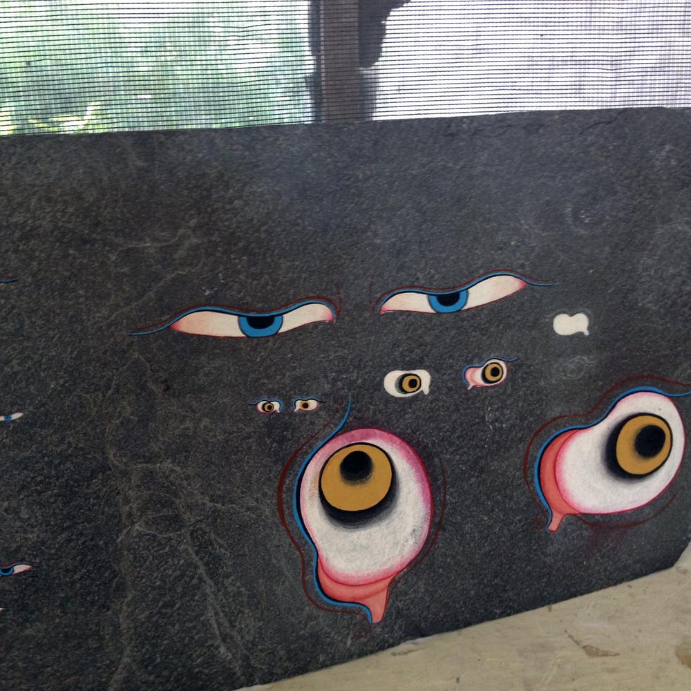 Eye chart (?)