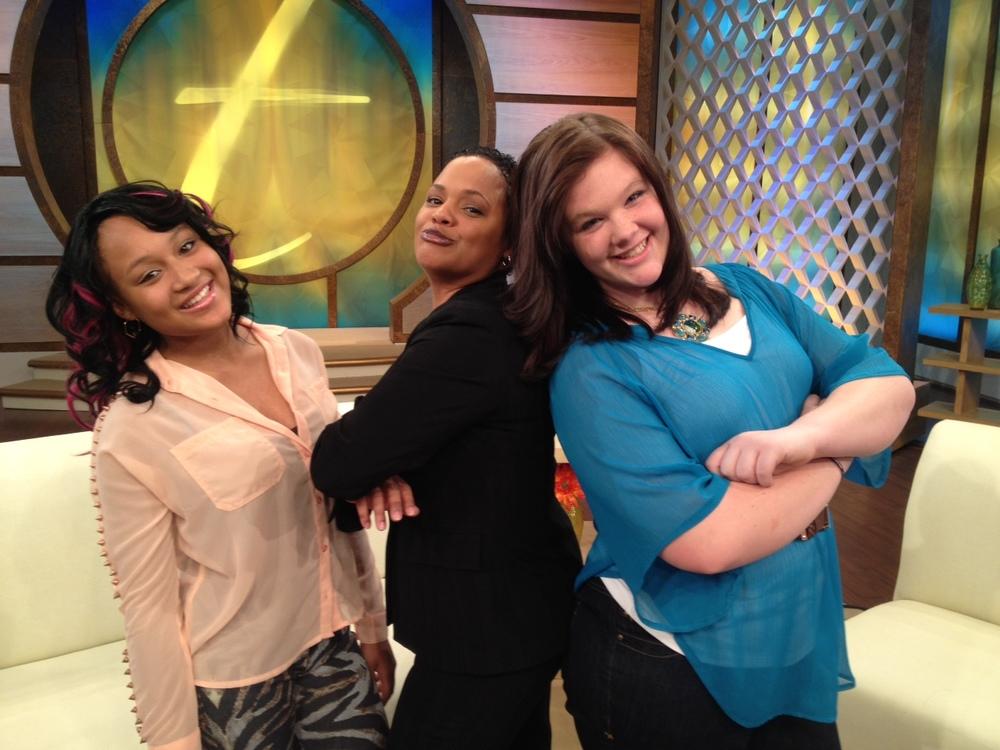 The Self Esteem Queen on The Trisha Goodard Show
