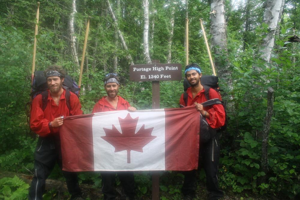 Scott, Peter & Marc- Voyageurs
