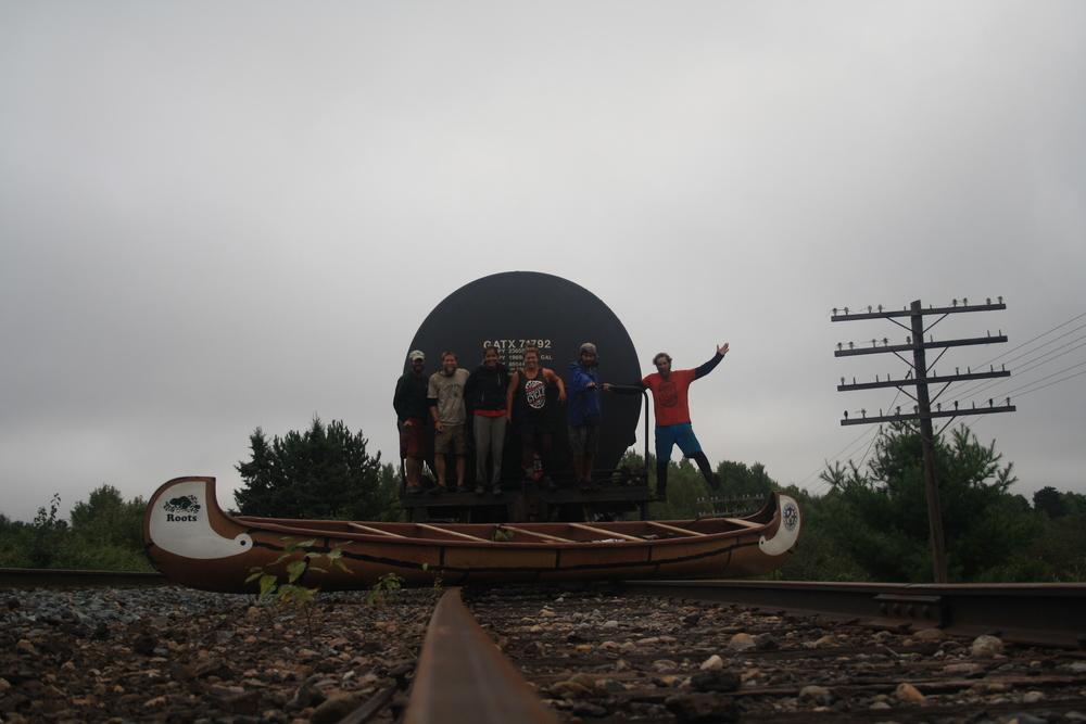 Train Spotting- La Vase