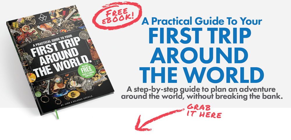 A practical guide to your first trip around the world travel planning ebook