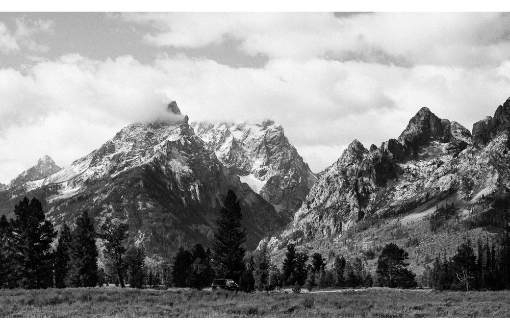 Grand Tetons Range
