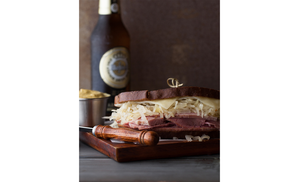 That Rueben is calling your name....