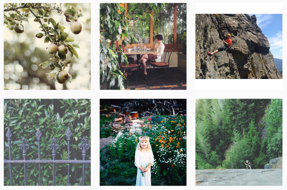 A snippet from my instagram lately. Find me on Instagram  here .