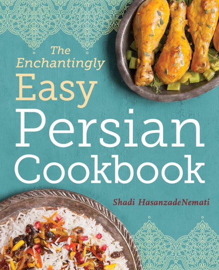 The Enchantingly Easy Persian Cookbook Pre-Order Cover. © Rockridge Press