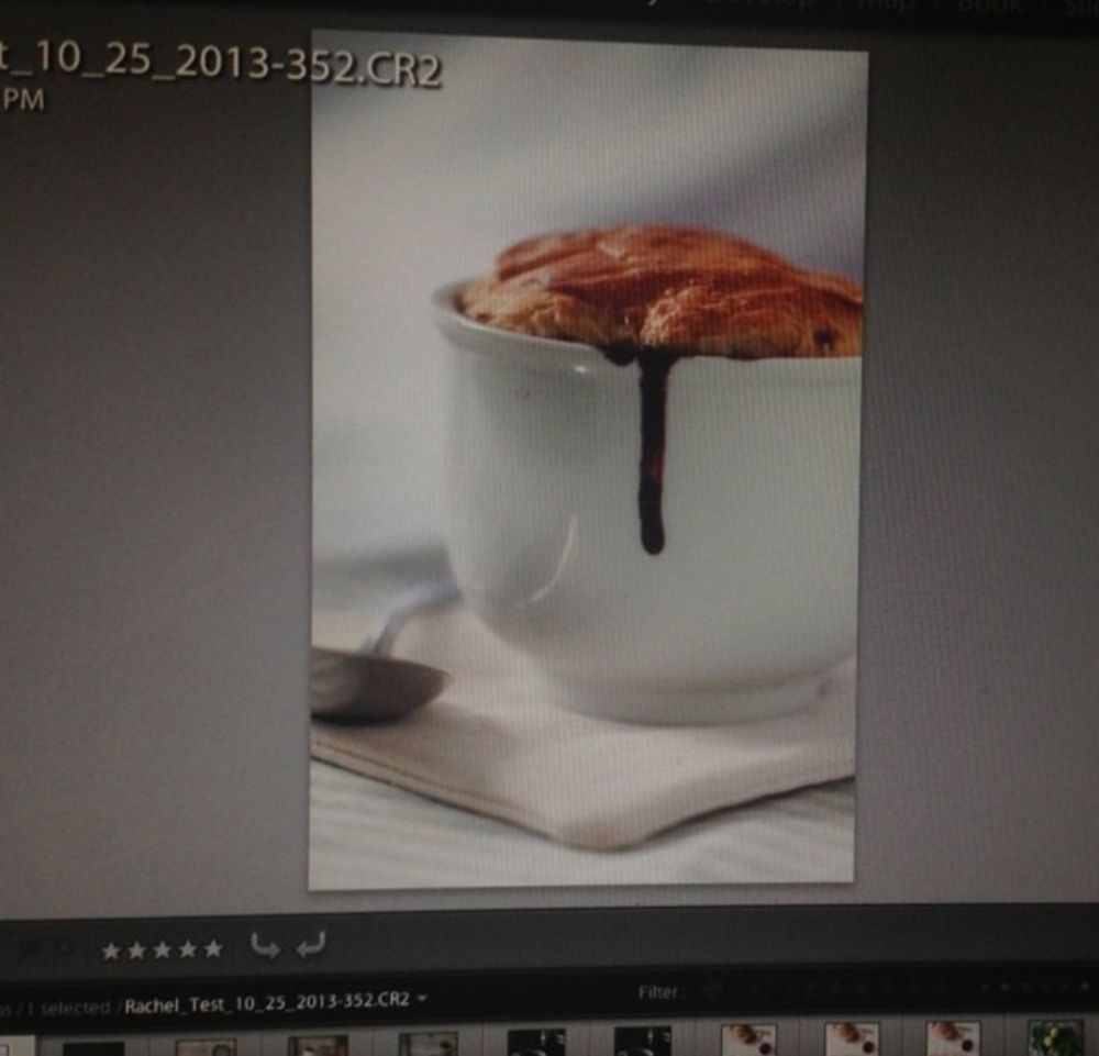 Shoot with Food Stylist Rachel Grunig