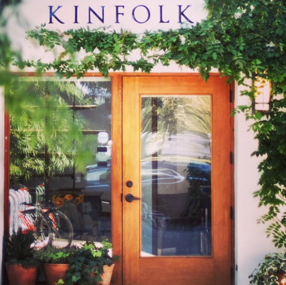 A visit to Kinfolk headquarters in Portland, Oregon.
