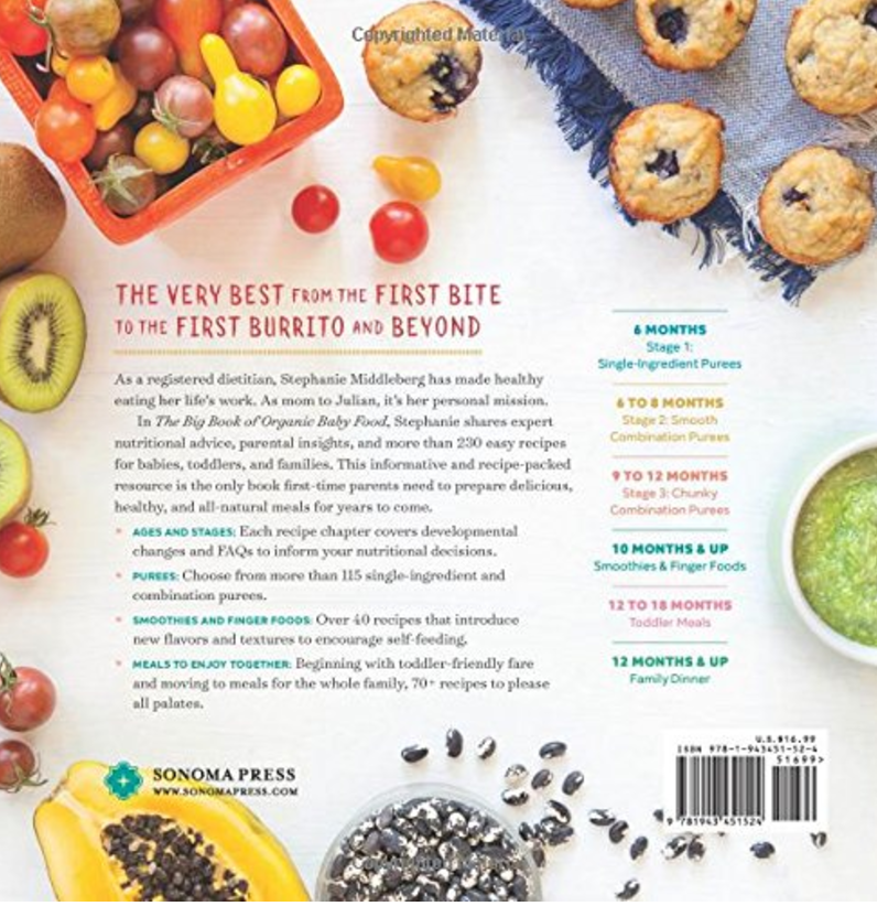 Past jobs blog of photographer shannon douglas big book of organic baby food forumfinder Choice Image