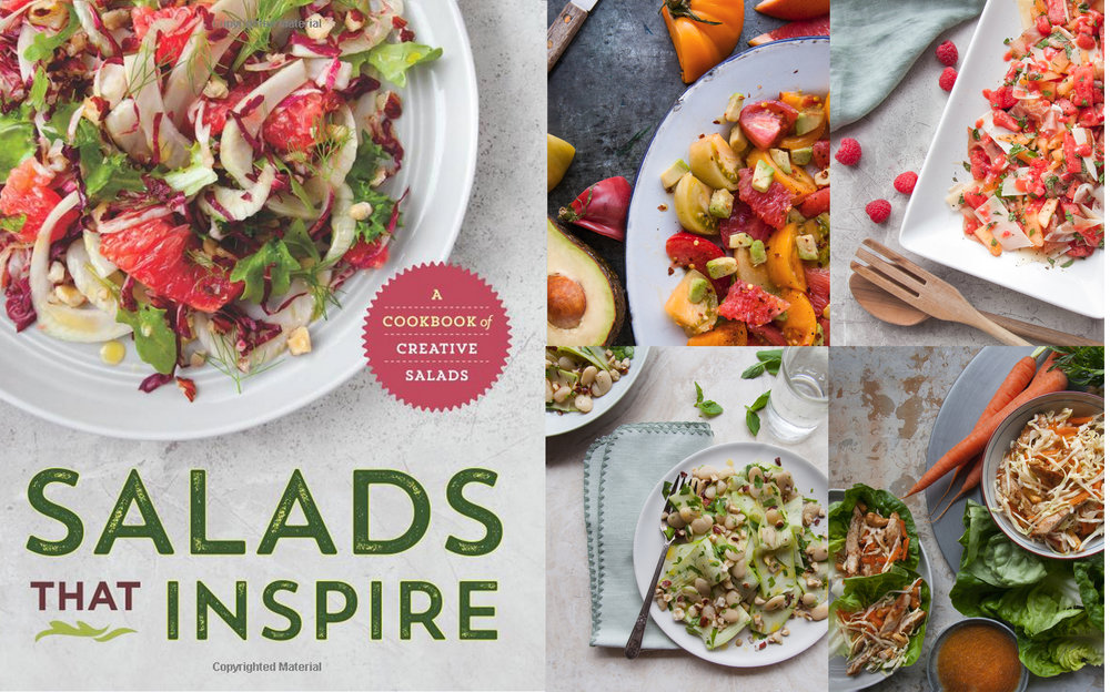 Salads That Inspire Shannon Douglas Food Photogpher