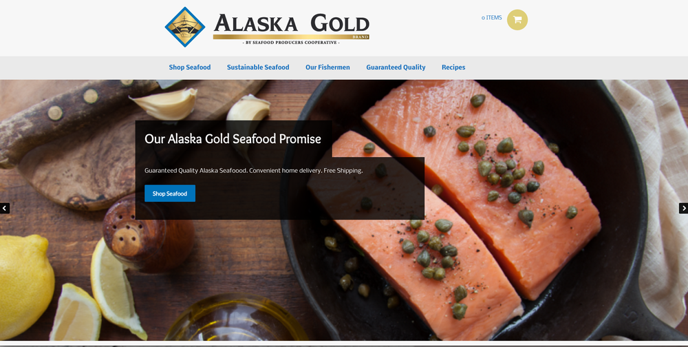 Alaska Gold Seafood Seattle Food