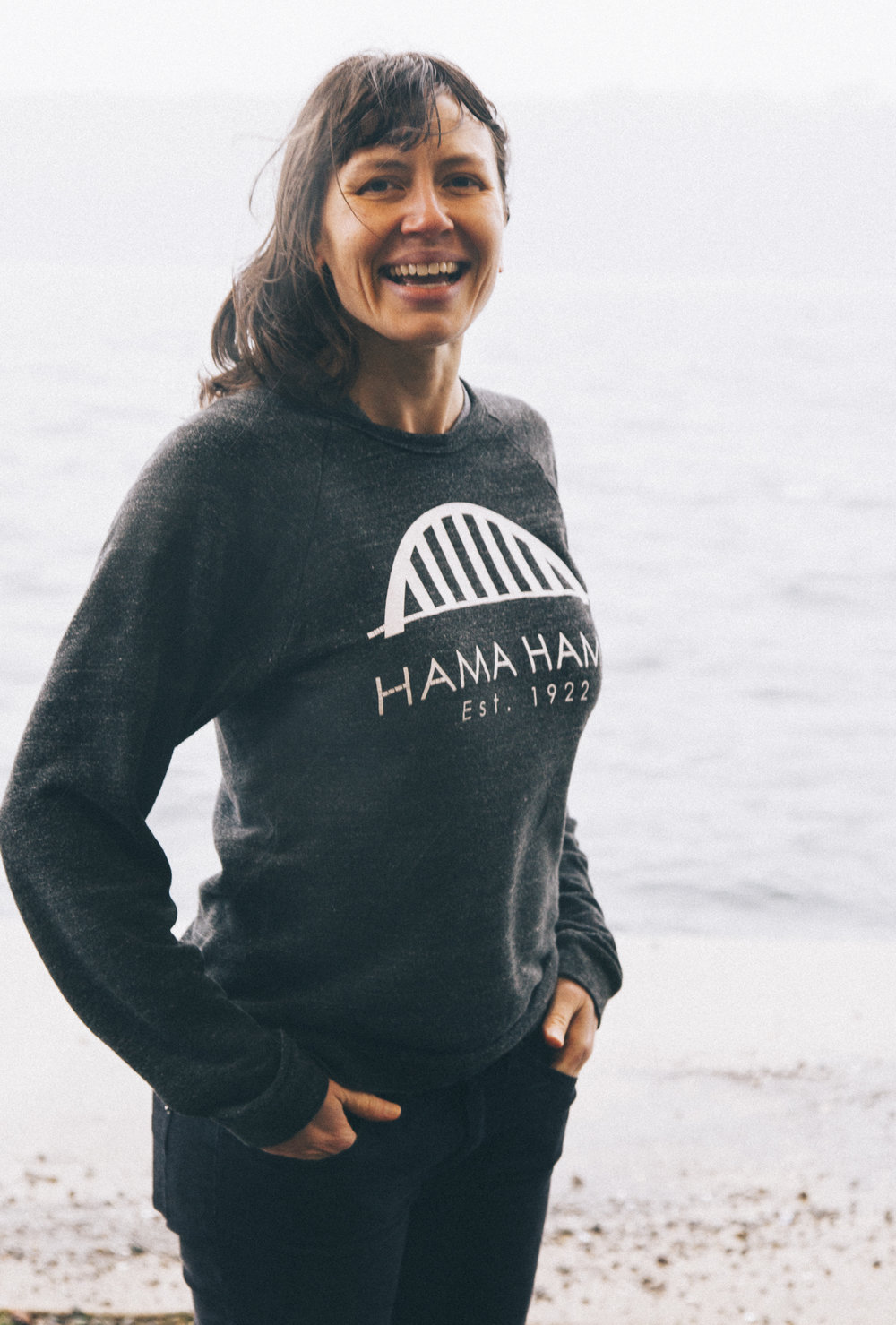 Hama Hama Swag (sweatshirt).