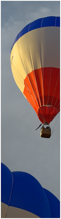 Baloon Flight © Keith Seidel