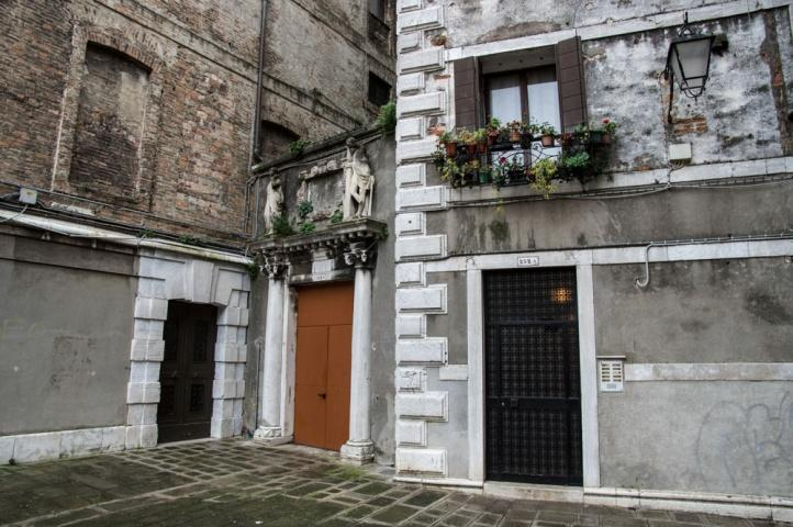 Faded glory or historic beauty - the charm of Venice