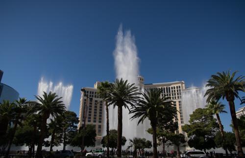 Las Vegas Daytime - less glitz