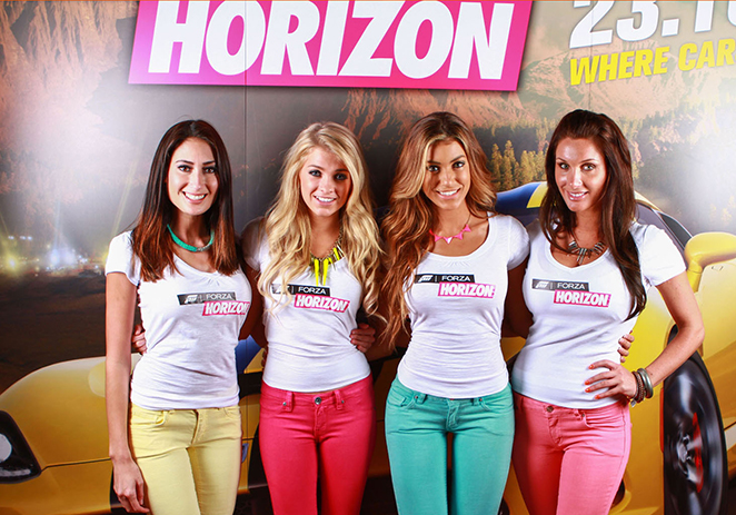 Forza Horizon at Australian International Motor Show