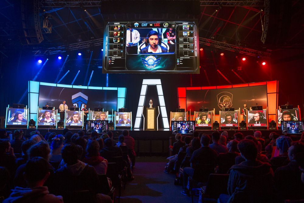 LoL 2015 Oceanic Pro League Grand Finals