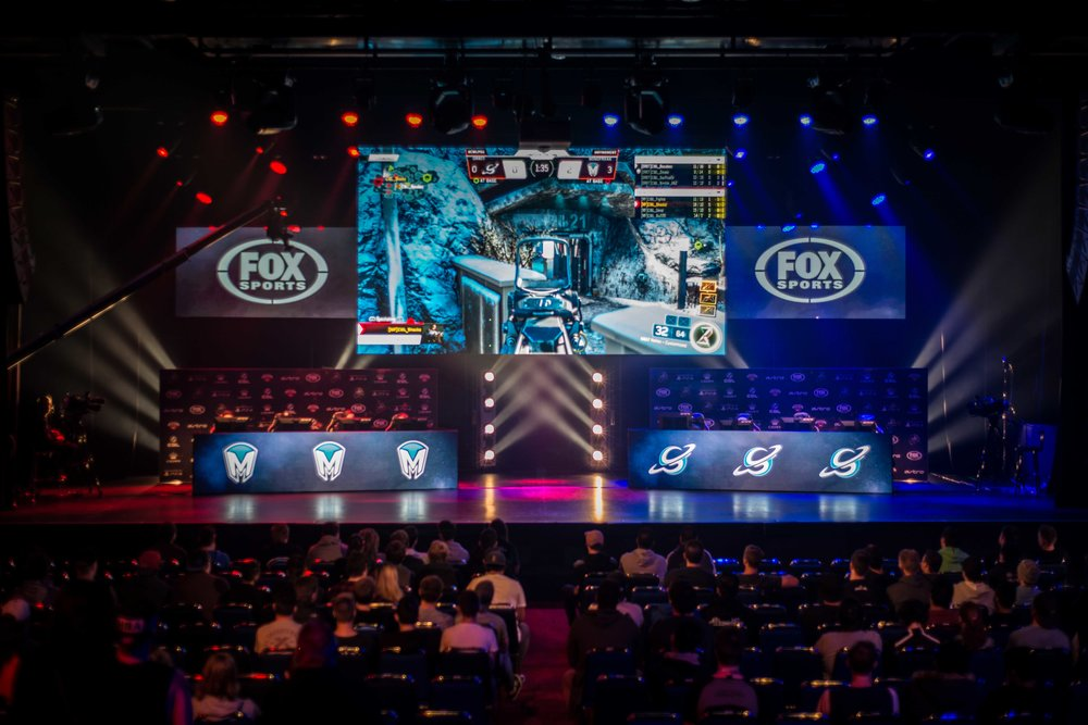 Call of Duty World League Challenge Division ANZ Presented by PlayStation 4, Crown Invitational