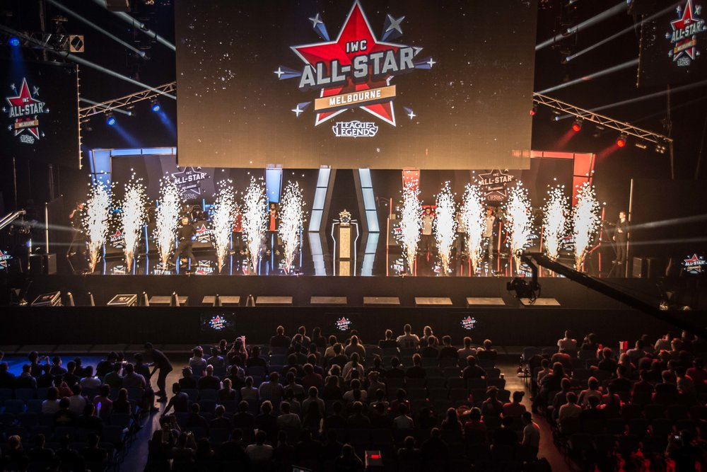 League of Legends 2015 International Wildcard Allstars