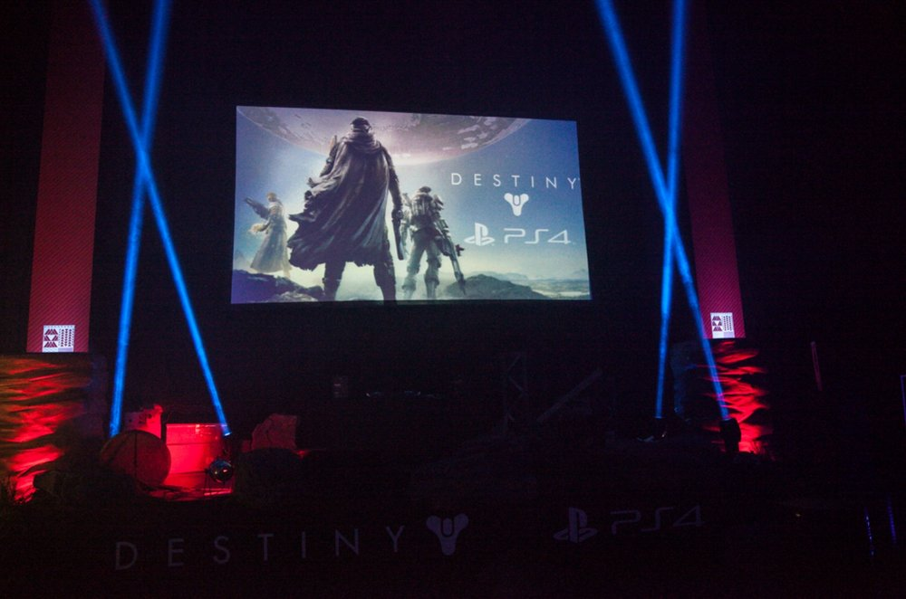 Destiny Beta Launch